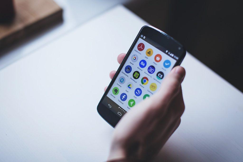 εφαρμογές κινητών